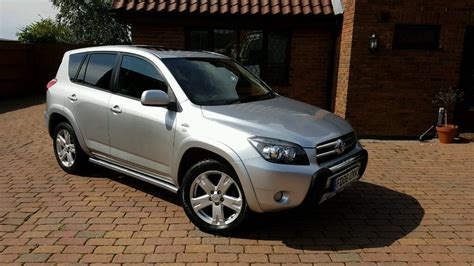 Cheap Pull Out Sofa Toyota Rav 4 T180 2006 Rav4 Silver Low Mileage 68k In