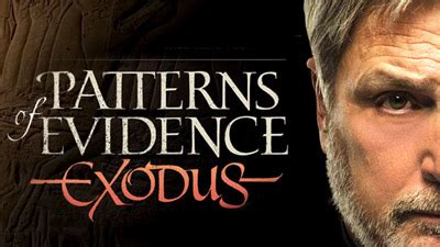 pattern of evidence the movie answers in genesis