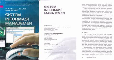 Sistem Informasi Konsep Teknologi Manajemen Graha Ilmu backup andri widuri