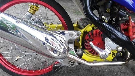 Modif Mio Fino Sporty by Modifikasi Yamaha Mio Racing Terkeren Dan Terbaru