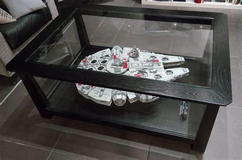 Lego Millennium Falcon Tisch