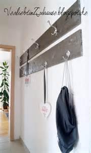 garderobe selbst gestalten verliebt in zuhause inspiration zur flurgestaltung und