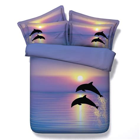 dolphin bed sets popular dolphin comforter set buy cheap dolphin comforter