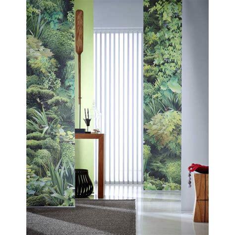 Rideaux Trompe L Oeil by Panneau Japonais Voile Blanc D 233 Vor 233 Enduit Trompe L Oeil