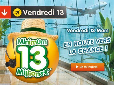 Grille Loto Vendredi 13 by Quelques Liens Utiles