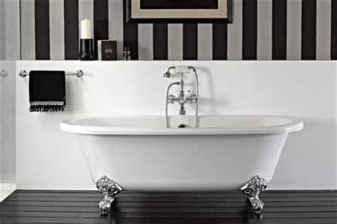 baignoire patte de baignoire ilot charleston