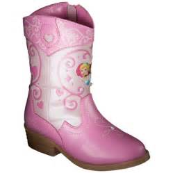 Disney princess toddler girl s cowboy boots pink product details