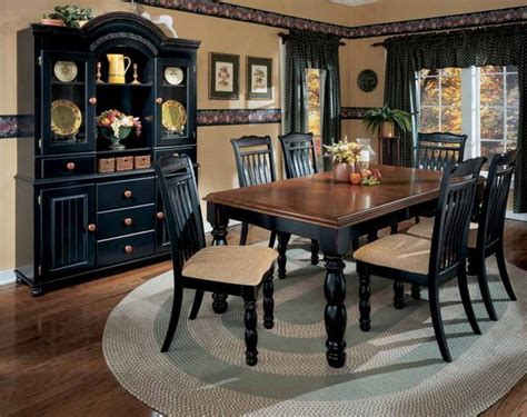 black dining room set 1000 ideas about black dining table set on