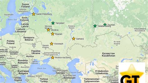 2015 map of russia go east the new russian aegee contacts in tyumen
