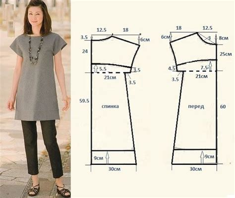pattern for a dress simple looks like such an easy pattern to draft from the