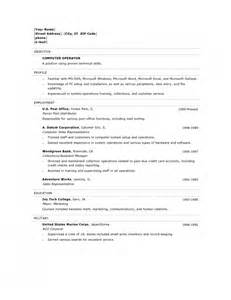 sle resume computer technician resume