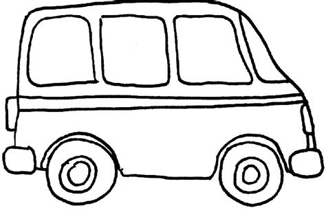 printable images of van van coloring pages 2