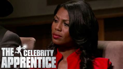 what was celebrity apprentice about piers morgan to omarosa quot you re not a celebrity quot the
