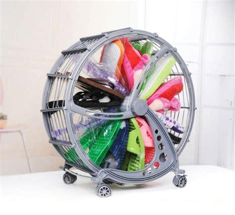 shoe storage wheel the ferris wheel shoe rack rotating shoe rack home