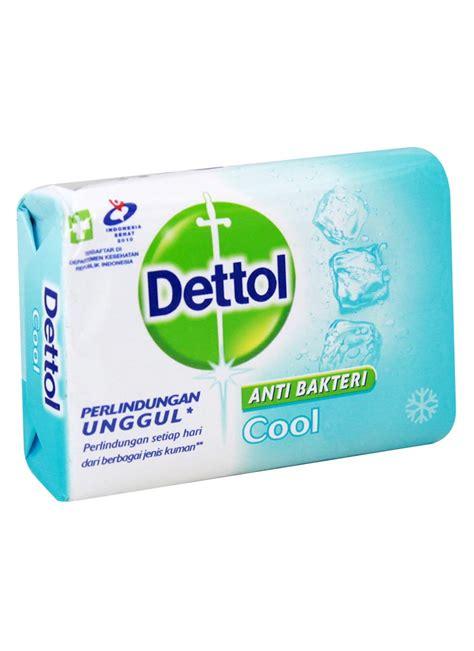 Dettol Sabun Mandi Batang 105g dettol sabun mandi anti bakteri cool bar 105g klikindomaret