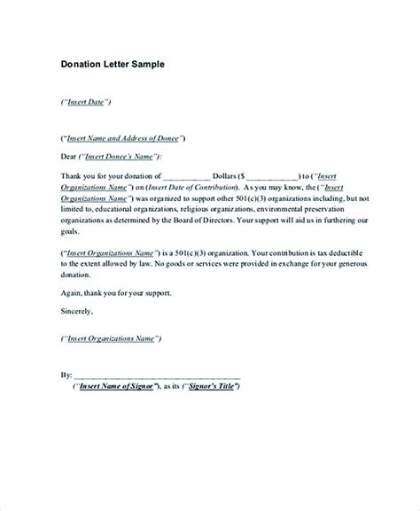 thank you letter tips thank you letter for donation tips on writing