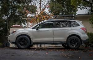 Subaru Forester Road Tires 14 Offroad Black Wheels Subaru Forester Owners