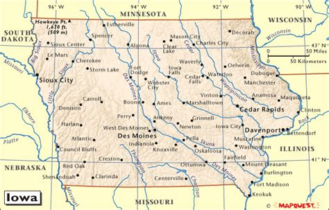 map of iowa rivers on the v side september 2010