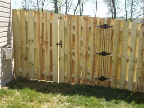 build fence gate privacy fence gate
