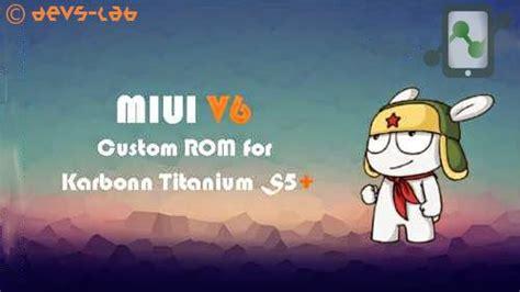 miui themes download failed miui v6 rom for karbonn titanium s5 devs lab
