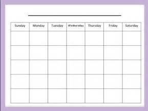 Calendar Monthly Template by Top 5 Layouts Of Monthly Calendar Templates Word