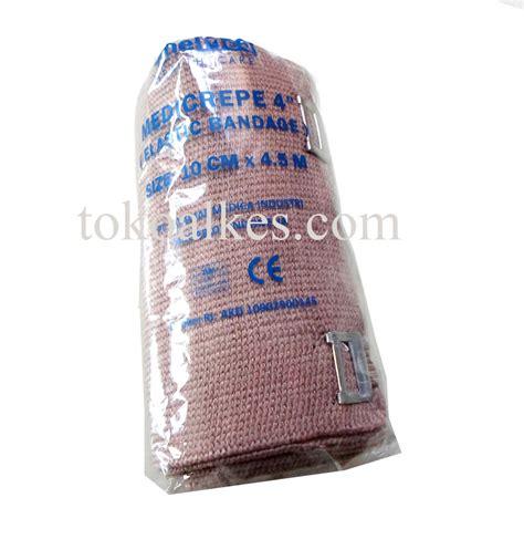 Kain Perban perban elastik elastik bandage medicrepe 4 inci