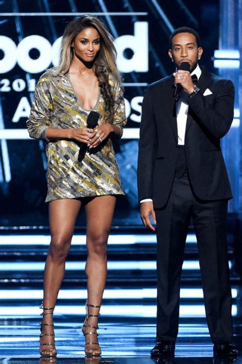 And To Host The Bilboard Awards by Ciara Wore 7 Looks To Host The Billboard Awards And She