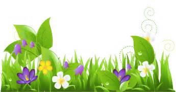Spring Paper Flowers - transparent floral cliparts free download clip art
