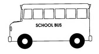 color of school buses abc station back to school school coloring page