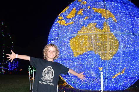 fresno and reindeer and christmas lights and hunter valley gardens light spectacular boyeatsworld