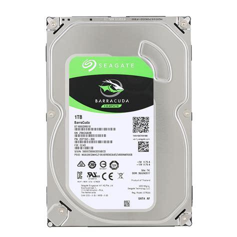 Hardisk Pc Seagate 1tb seagate 1tb desktop hdd disk drive 7200 rpm sata 6gb s 64mb cache 3 5 inch