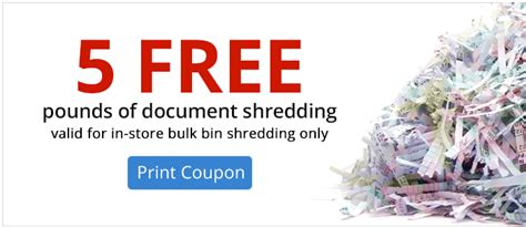 office depot coupons for shredding free document shredding at office depot office max ends 4