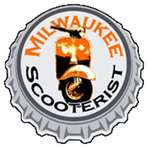 Koas Polo Vespa Logo Oceanseven milwaukee scooterist scooter club