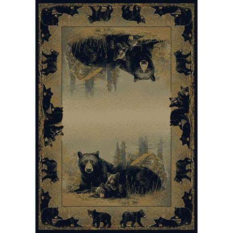 United Weavers 174 Time To Play Area Rug 5 3 Quot X7 6 Quot 195710 Play Area Rugs