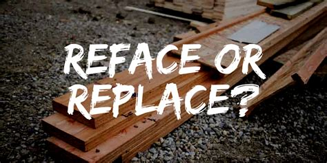 cabinets or reface to replace or reface your kitchen cabinets superior