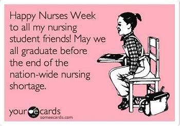 National Nurses Week Meme - 10 fun facts quotes for the national nurses week nursebuff