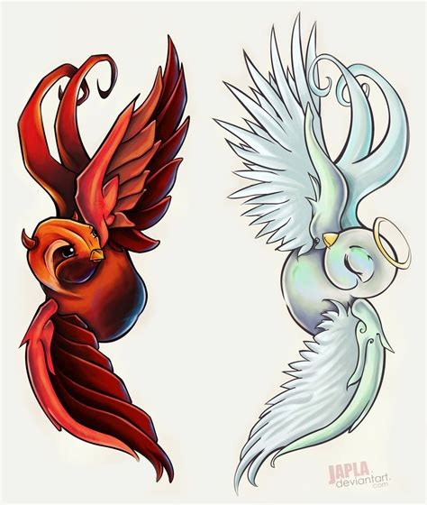 cartoon angel tattoo designs and tattoos www imgkid the