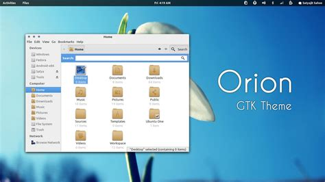 download themes ubuntu 12 04 top 10 gnome themes for ubuntu 12 04 lts sudobits free