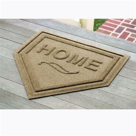 Baseball Doormat welcome mat for baseball season home