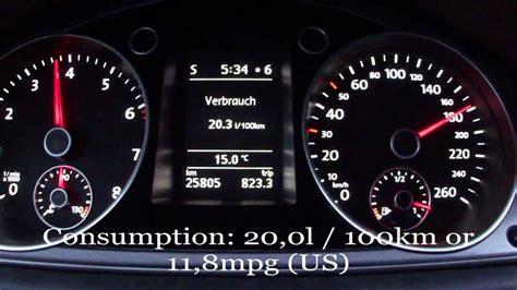 Golf 1 6 Auto Fuel Consumption by 2012 Vw Passat 1 4 Tsi Fuel Consumption Test Doovi