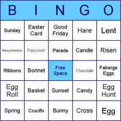 Easter bingo cards free printable and available for free printables