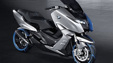 bmw concept  scooter coming  america autoblog
