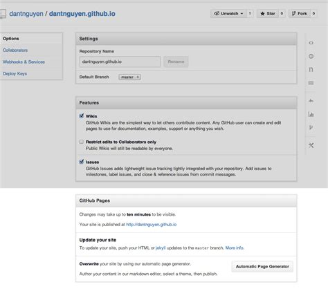 templates for github pages 28 github pages templates stron biz github pages