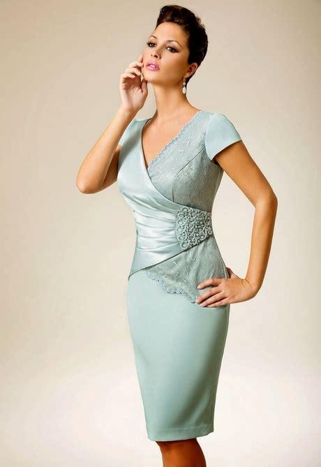 elegantes kleid knielang