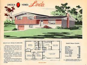 split level floor plans 1960s lincoln homes quot linda quot flickr photo sharing