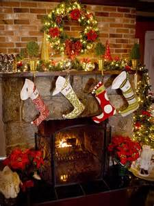 Mantel Decorating Ideas For Christmas 50 Christmas Mantle Decoration Ideas