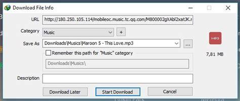 cara download mp3 soundcloud di android cara download lagu joox dengan internet download manager