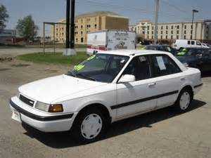 1992 used mazda protege lx at witham auto center serving