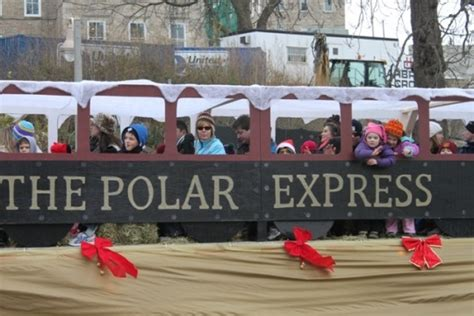 polar express float ideas scouts scouts and on