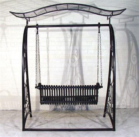 pagoda swing seat iron pagoda swing